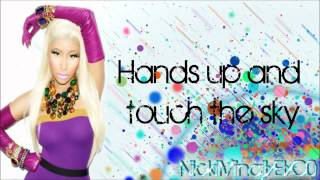 Nicki Minaj - 10 Starships [Pink Friday: Roman Reloaded [Deluxe Edition] | HD/HQ]
