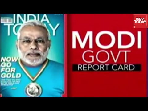 India Today Special: Modi Government Report Card After 2 Years | Part 1