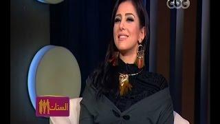 فيديو حنان مطاوع تكشف سبب رفضها التام لوجود زفة في حفل زفافها