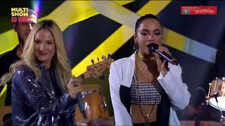 Baldin de Gelo | Claudia Leitte & Anitta | Musica Boa Ao Vivo 22/08/17 HD