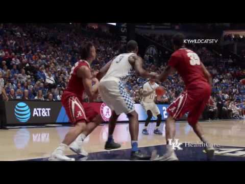 SEC Tourney 2017: Kentucky 79, Alabama 74