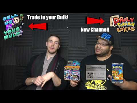 Now accepting 1,400 Bulk for a booster box & new channel explanation