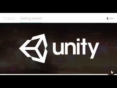 How to activate unity 5 personal edition manual activation -unity 5.2.2f1