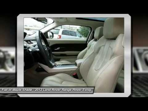 Range Rover Cherry Hill >> 2012 Land Rover Range Rover Evoque Cherry Hill Nj 63981