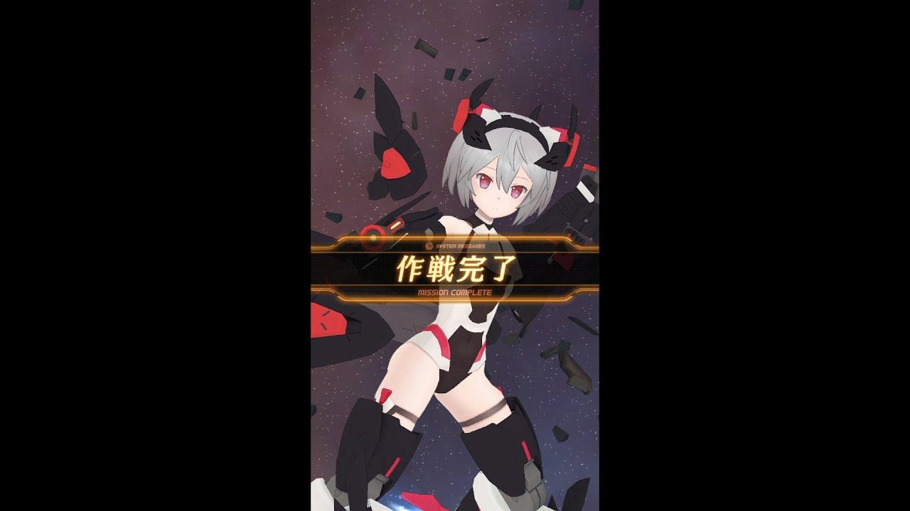 ★4 シルフィーⅡ Mode-B_戦闘ムービー