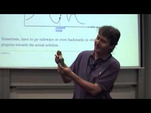 Lec 6: Local Search, Artificial Intelligence - Alan Blair, UNSW 2012