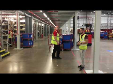 Mannequin Challenge - XPO Style