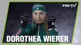 Dorothea Wierer: 'Voglio stare tra le prime 5'