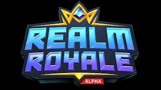 Realm Royale Squad Master LiveStream