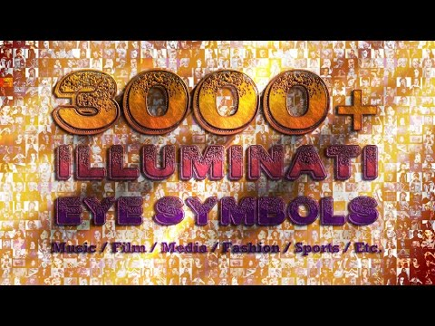 3000+ ILLUMINATI EYE PICTURES: Music, Film, Media, Fashion, Sports, Etc.