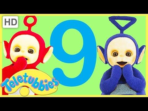 Teletubbies Full Episode | Numbers: Nine | 483
