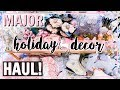 HUGE CHRISTMAS DECOR HAUL!  Alexandra Beuter