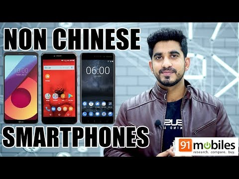 Top 5 smartphones under Rs 15,000 that are not Chinese | January 2018 Hindi हिन्दी