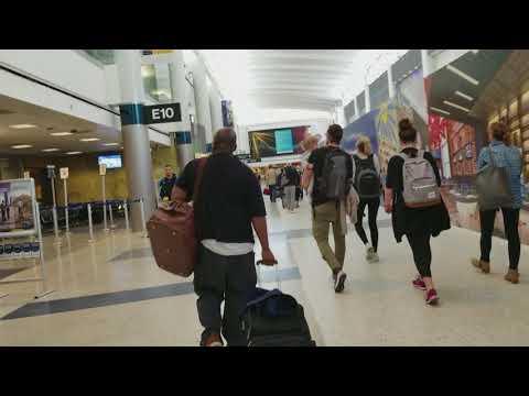 Houston Airport Jan 2018