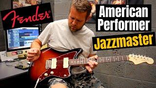 Fender American Performer Jazzmaster Review