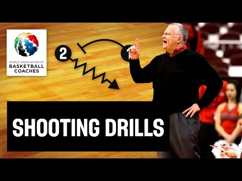 Shooting Drills - Jim Foster - Basketball Fundamentals