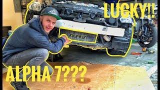 Rebuilding A Wrecked 2015 Nissan GT-R! Part 2