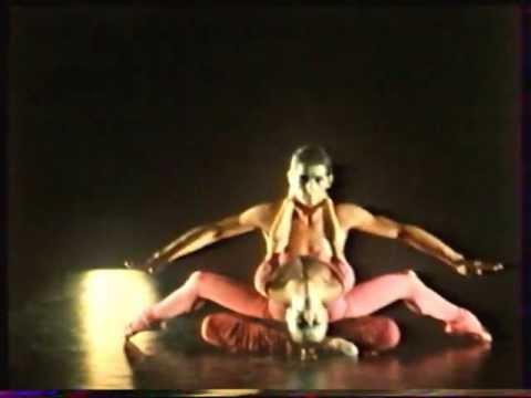 ILDIKO PONGOR - LIFE STORY OF A BALLERINA - part 1