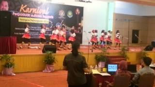 Action song peringkat kebangsaan SK. Convent JB