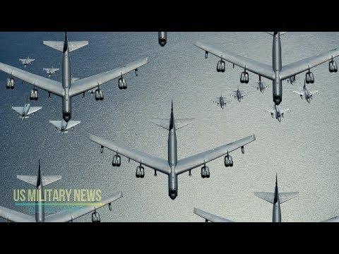 Why N. Korea, Russia and China All Fear America's B-52 Bombers