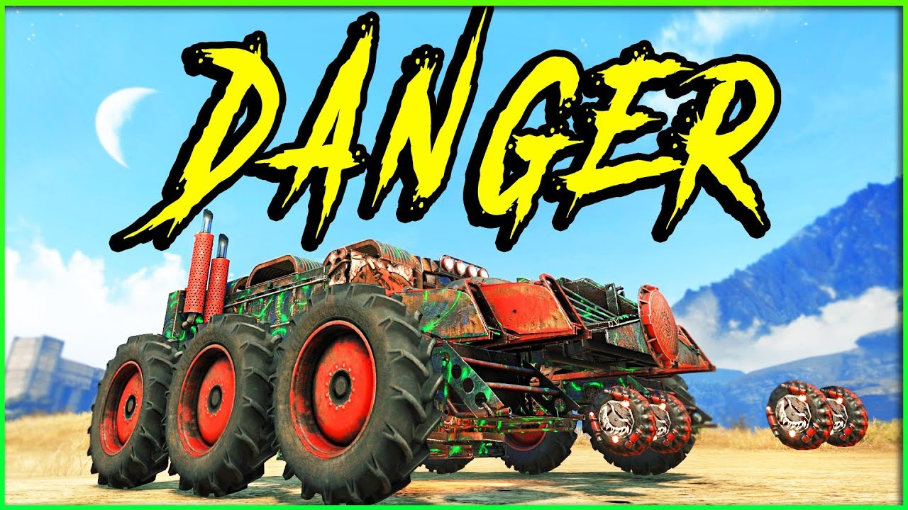 Crossout - OP FORTUNE, CANNONS, WASPS    Oh My! Community Creations  (Crossout Gameplay)