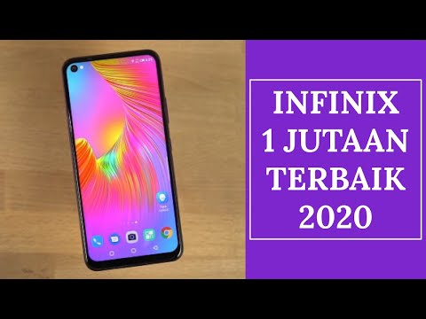 Daftar 5 HP Infinix Terbaru 2020. Nih, Review HP Infinix paling baru di tahun 2020 harga mulai 1,7 j.