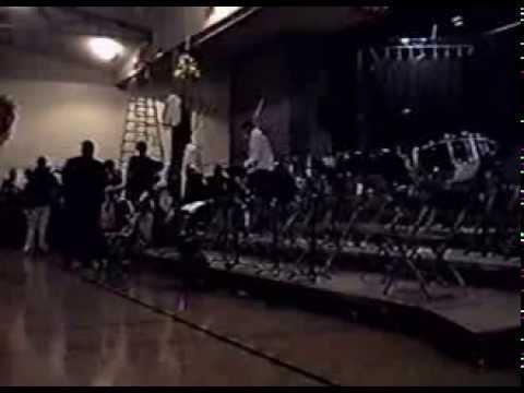 S-VHS Home Video  137 Floyd's XMas concert Windsor Park Collegiate