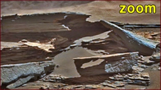 Civilization on Mars - PDS Panorama 1.5x Zoom (HD 1080p) - Curiosity Sol 1278 ML