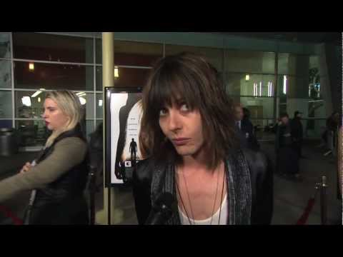 Gone: Premiere Official Red Carpet Interview Katherine Moennig [HD]