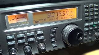 Shortwave radio signals 8 -10 mhz july 25th 2013