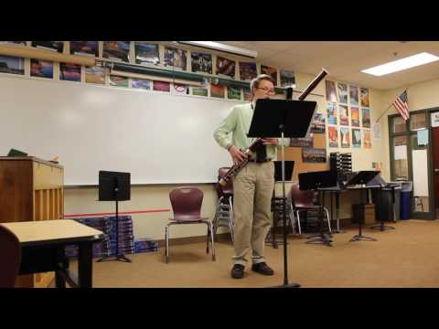 Solo And Ensemble - Spencer Solo