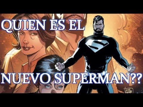 despues de la muerte de superman - quien es el nuevo clark kent ???