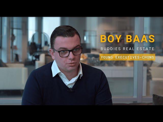 Boy Baas - Young Executives #CHONS - Sociëteit Vastgoed