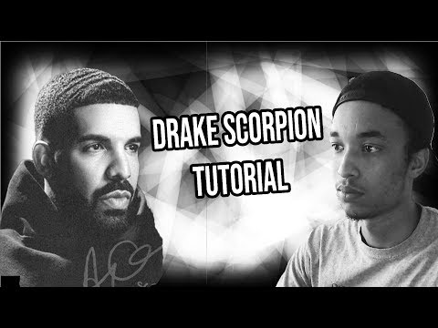 "How To Sound Like Drake ""Scorpion""! Audacity Tutorial!"