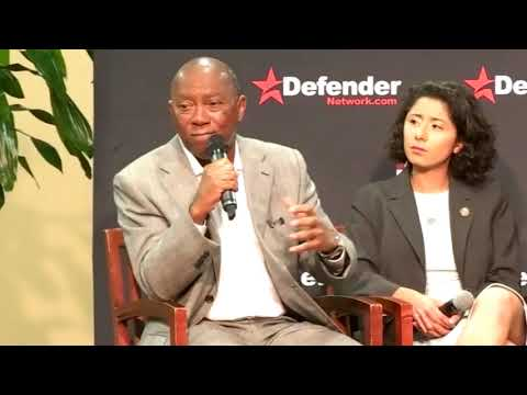 Conversation and Coffee State of Black Houston: Police and Blacks