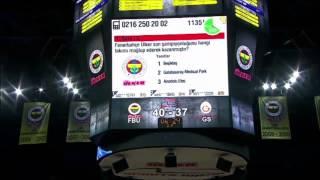 Basketbol Etkinliği - FB ülker Arena