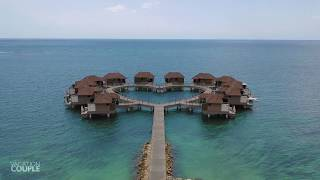 Over-The-Water Bungalow Tour: Sandals South Coast