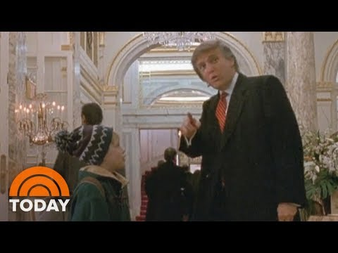 President Trump Cameo Cut From 'Home Alone 2' Rerun In Canada | TODAY