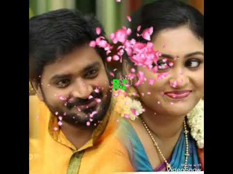 Manathil Nindra Kathaliye#Poove Unakaga💖 Senthil&Sreeja Version//whatsapp status