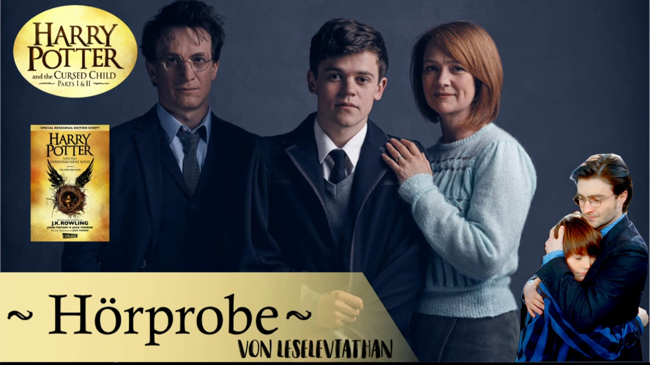 Harry Potter Und Das Verwunschene Kind Hörbuch