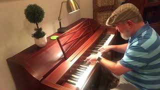 """Debarge   """"Time Will Reveal"""" piano cover"""