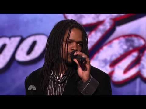 Landau Eugene Murphy Jr. singing Sinatra's I've Got You Under My Skin - America's got talent 2011