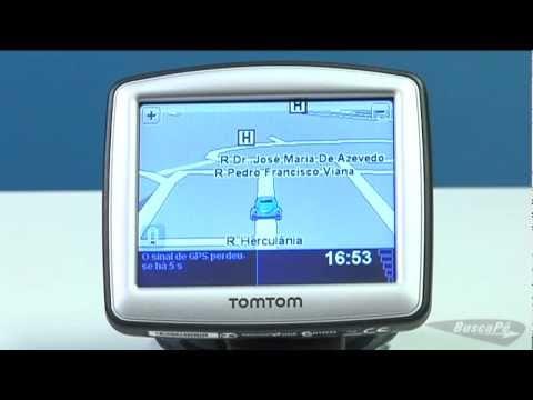 gps tomtom one brasil buscap v deos youtube rh youtube com TomTom XXL 550TM Accessories TomTom XXL N14644 GPS