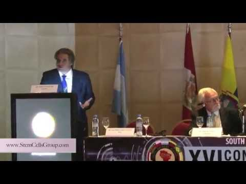 Dr Vasilis Paspaliaris for Global Stem Cells Group  Buenos Aires