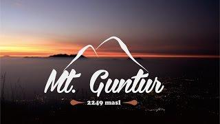 Mt.Guntur - We Are Mountaineer