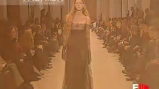 ROMEO GIGLI SS 1999 Paris 4 of 4 pret a porter woman by FashionChannel