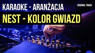 KOLOR GWIAZD - NEST    Karaoke, Instrumental, Podkład, Aranżacja, Disco Polo