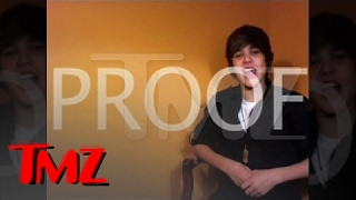 14yo Justin Bieber -- Sings Parody 'One Less Lonely N*****' And About Joining Ku Klux Klan