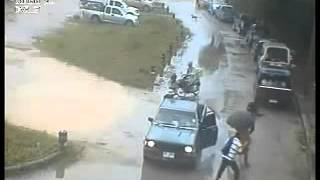 Military Style Ambush 18+ Raw Footage