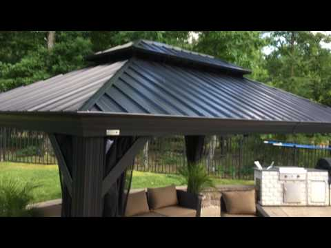 Sojag Gazebo Assembly Service In Leesburg VA By Furniture Assembly Experts Company